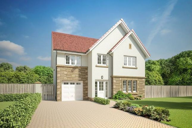 "Thumbnail Detached house for sale in ""The Crichton"" at Kirk Brae, Cults, Aberdeen"
