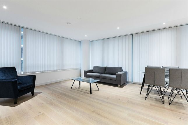 Thumbnail Flat to rent in Corsair House, 5 Starboard Way, Royal Wharf