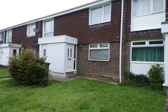 Thumbnail Flat to rent in Woodhill Road, Cramlington