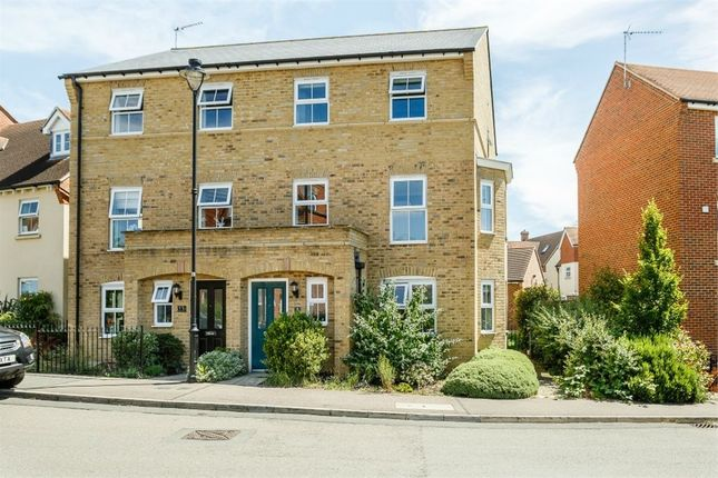 Thumbnail Semi-detached house for sale in Bentley Drive, Stansted, Essex