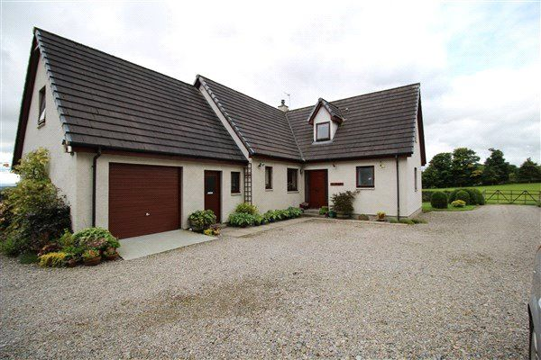 Thumbnail Detached house for sale in Belmaduthy, Munlochy, Highland