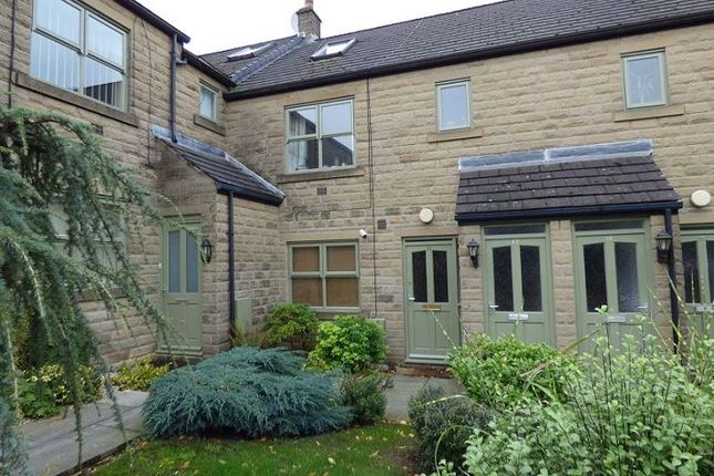 Thumbnail Flat for sale in Hayden Court, Glossop