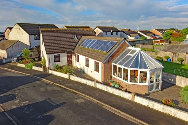 Thumbnail Detached bungalow for sale in Richmond Gardens, Haverigg, Millom