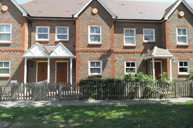 Thumbnail Terraced house for sale in Aldene, Crowborough