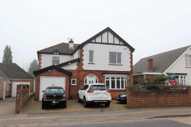 Thumbnail Detached house for sale in Woodside, Rainham, Gillingham