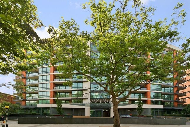 Thumbnail Flat for sale in St. Johns Wood Road, St John's Wood, London