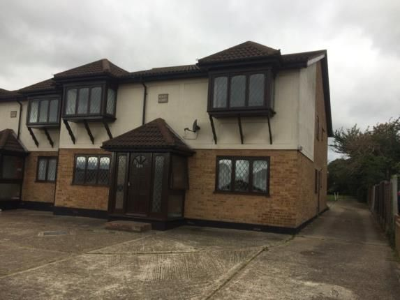 Thumbnail Flat for sale in 505 High Road, Benfleet, Essex