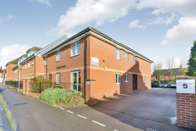 Thumbnail Flat for sale in Bagshot Court, Clifford Avenue, Bletchley, Milton Keynes
