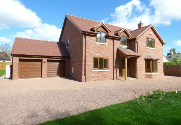 Thumbnail Detached house for sale in Tunnel Hill, Upton-Upon-Severn, Worcester