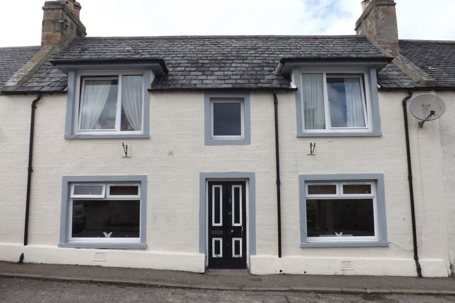 Thumbnail Terraced house for sale in 11 Hartfield Street, Tain