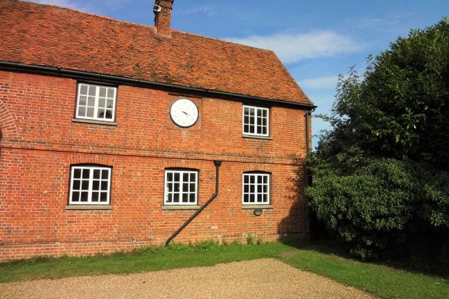 Thumbnail Farmhouse to rent in Royston Road, Buntingford
