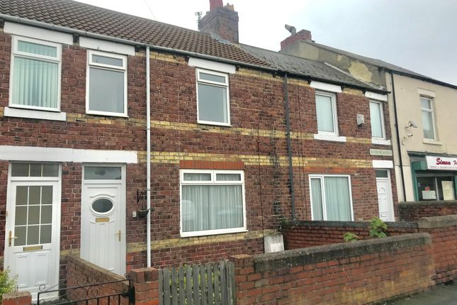 Thumbnail Terraced house to rent in Seventh Avenue, Ashington