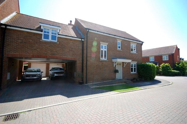 Thumbnail Link-detached house for sale in Hunnisett Close, Selsey