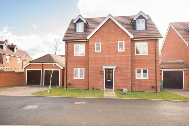 Thumbnail Property for sale in Freyberg Drive, Berryfields, Aylesbury