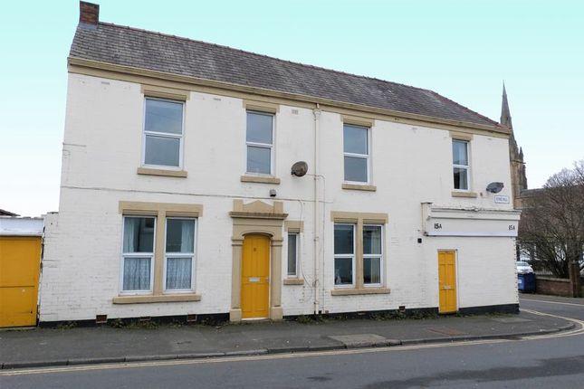 External of Syke Hill, Preston PR1