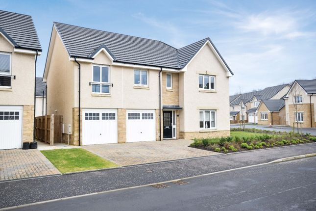 Thumbnail Detached house for sale in Mossend Gardens, West Calder, West Lothian
