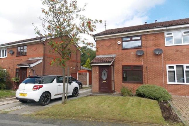 Thumbnail Semi-detached house to rent in Middlebrook Drive, Lostock