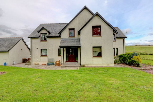 Thumbnail Detached house for sale in Crocketford, Dumfries