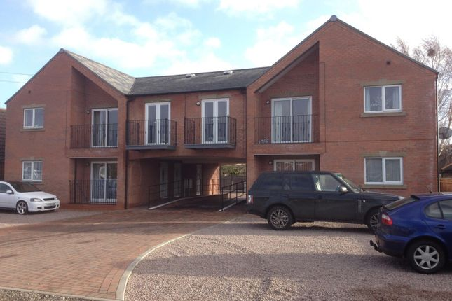 Thumbnail Flat to rent in Clifford Road, Skegness
