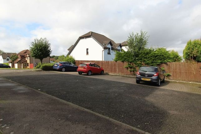 Parking of Polsons Crescent, Paisley PA2