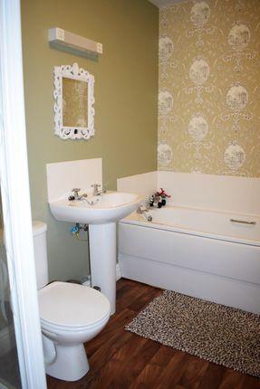 Bathroom  (Copy) of 4 Bruce Court, Kirkpatrick Fleming, Dumfries & Galloway DG11