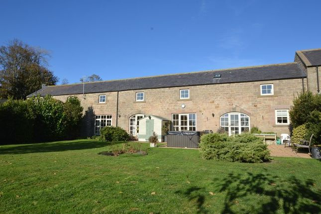 Thumbnail Barn conversion for sale in North Charlton, Alnwick, Northumberland