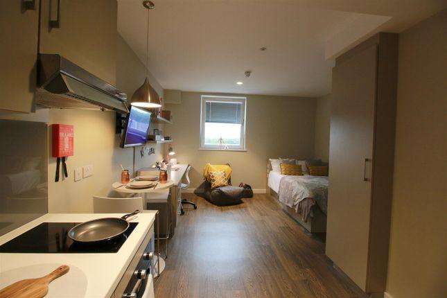 Thumbnail Studio to rent in Grantham Road, Sandyford, Newcastle Upon Tyne