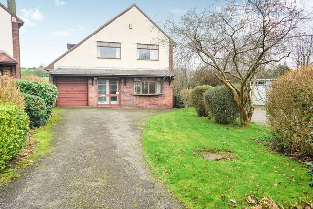 Thumbnail Detached house for sale in Vicarage Crescent, Stoke-On-Trent