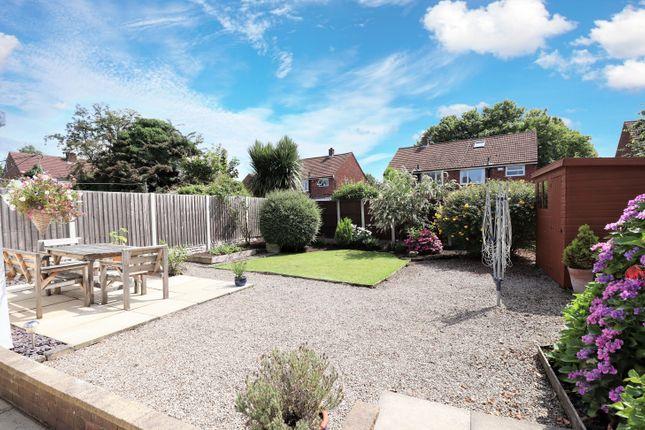Garden of Walton Avenue, Penwortham, Preston PR1