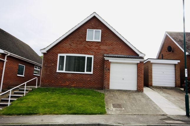 Thumbnail Bungalow to rent in Rosecroft Avenue, Loftus, Saltburn-By-The-Sea