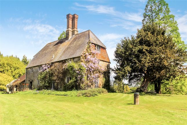 Thumbnail Equestrian property for sale in Weir Wood, Forest Row