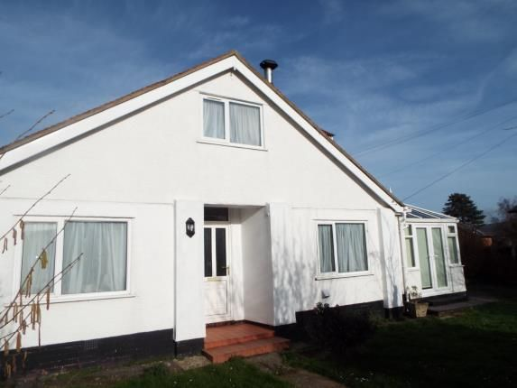 3 bed detached house for sale in St. Hilarys Drive, Deganwy, Conwy