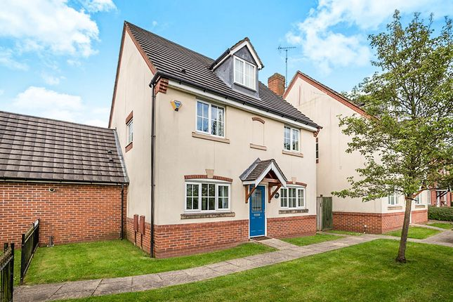 Thumbnail Detached house for sale in Uttoxeter Road, Blythe Bridge, Stoke-On-Trent