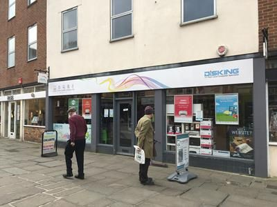 Thumbnail Retail premises to let in 10 Crane Street, Chichester