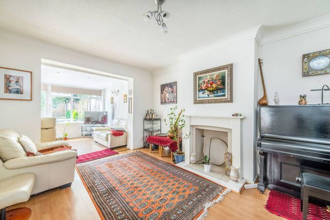 Thumbnail Semi-detached house for sale in Shelson Avenue, Feltham