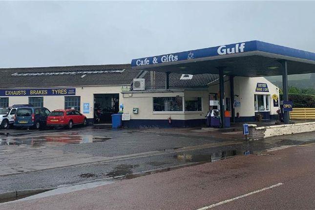 Thumbnail Parking/garage for sale in East Port Garage, Cupar Road, Newburgh, Fife
