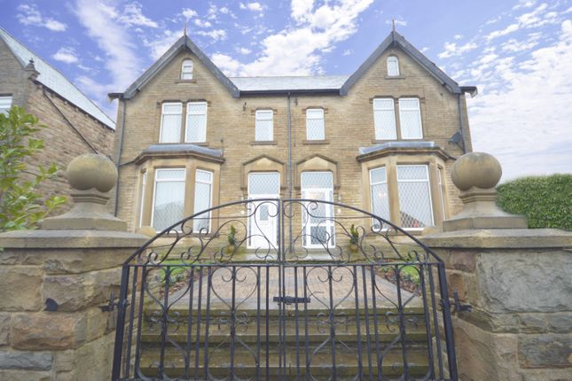 Thumbnail Detached house for sale in Headfield Road, Savile Town, Dewsbury
