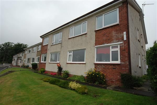 Thumbnail Flat for sale in Seafield Court, Ardrossan
