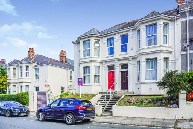 Thumbnail End terrace house for sale in Dale Road, Plymouth