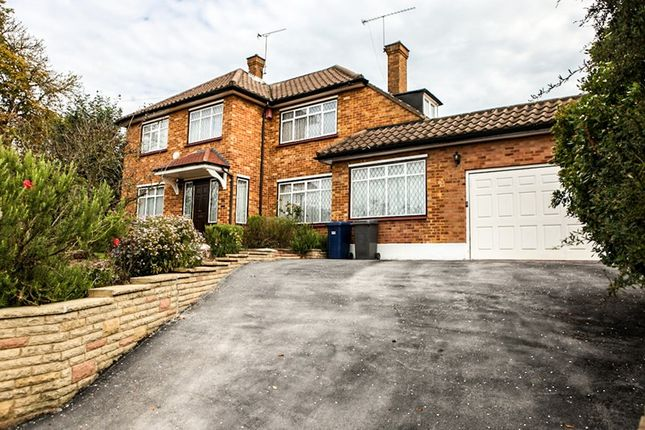 Thumbnail Detached house to rent in Park Road, New Barnet, Barnet