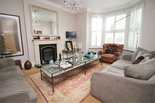Thumbnail Terraced house for sale in Marlborough Road, South Woodford