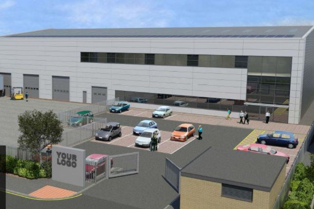 Thumbnail Light industrial to let in Central Reach, Willen Field Road, Park Royal, London