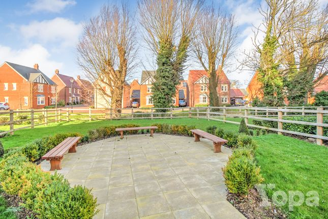 Thumbnail Flat for sale in Saunders Field, Kempston, Bedford