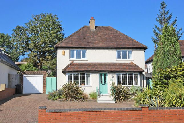 4 bed detached house for sale in Winfield Avenue, Brighton BN1