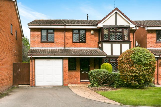 Thumbnail Detached house for sale in Best Avenue, Kenilworth