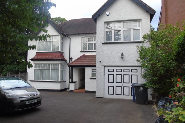 Thumbnail Detached house for sale in Oakleigh Park North, Totteridge