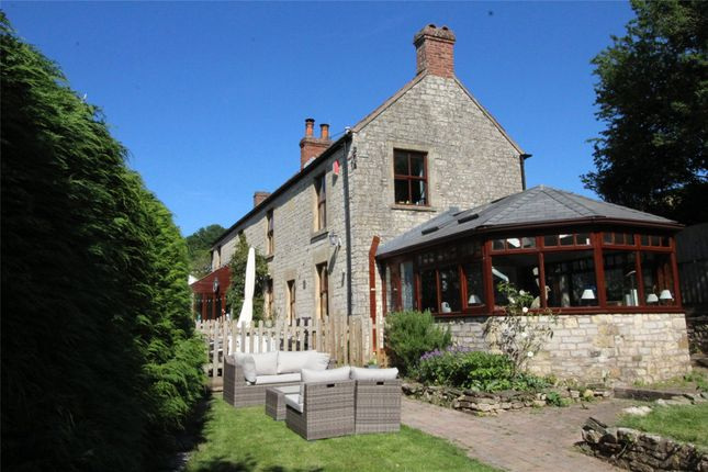Thumbnail Country house for sale in Timsbury Bottom, Timsbury, Bath