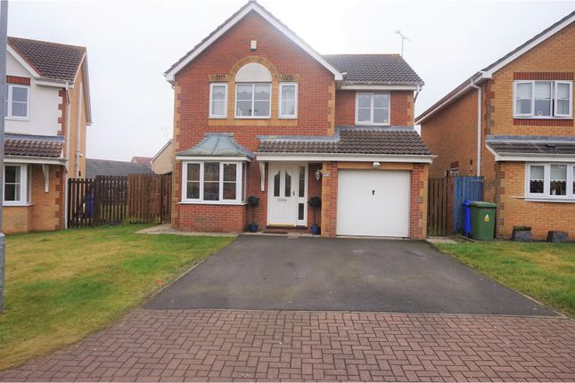 4 bed detached house for sale in Beaumont Manor, Chase Farm Drive