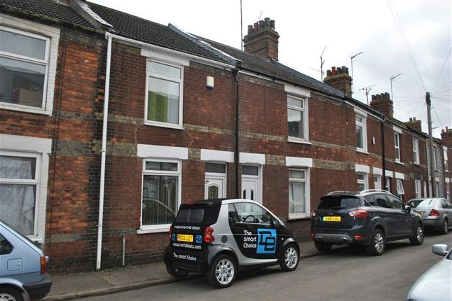 Thumbnail Terraced house to rent in Cresswell Street, King's Lynn