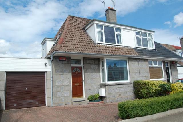 Thumbnail Semi-detached house to rent in Braeside Terrace, Aberdeen, 7Tt